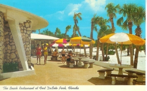 Fort De Soto Beach Restaurant