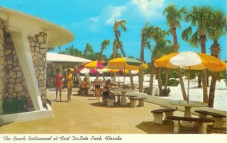 Fort De Soto Beach Restaurant