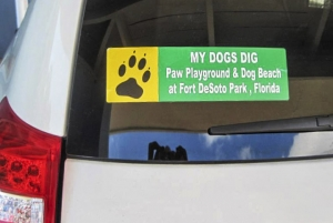 My Dogs Dig Paws Playground and Beach