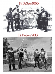 Fiftieth Anniversary of Fort De Soto 1963-2013