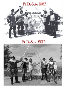 Fiftieth Anniversary of Fort De Soto 1963-2013