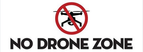 Fort De Soto County Park is a No Drone Zone